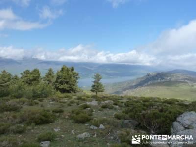 Ruta de Senderismo - Altos del Hontanar; compañeros para viajar; recorrido por madrid